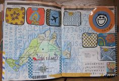Jennifer Joanou Journal Pages