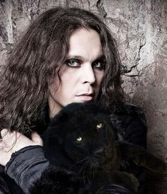 Ville Valo ~ Insanely beautiful