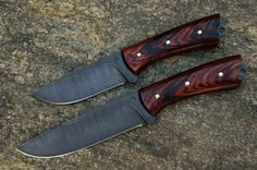 Knives from the workshop of Roman Blaha - Page 6