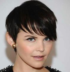 Gennifer Goodwin... looking cute w/ a lil sass. #Pixie power!