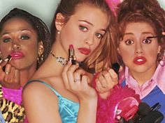 Don't Be Clueless: Take a Look at How 90s Beauty Ruled the Runways This Season