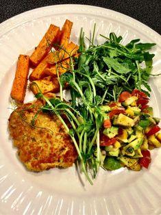 Vardag utan socker Clean Recipes, Veggie Recipes, Beef Recipes, Healthy Recipes, Swedish Recipes, Seaweed Salad, Food Inspiration, Vegetarian, Clean Eating