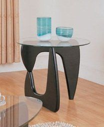 Chorus End Table By Homelegance Furniture By Homelegance by Homelegance. $167.79. Color: Brown. The dramatic curves of the retro cool black table bases serve as the support for the unique shaped glass tops of the Chorus Collection.. Modern Style. CHORUS COLLECTION The Chorus Collection combines appealing style with functionality. The Chorus Collection combines appealing style with functionality. The dramatic curves of the retro cool black table bases serve as the support for the ...