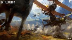 A few of the 1700+ pieces of concept art made foe Battlefield 1.