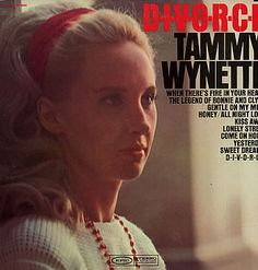 tammy wynette pinterest | Pin Tammy Wynette Divorce on Pinterest