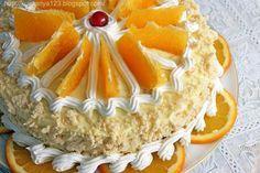 400. Апельсиновый торт «Lambada»
