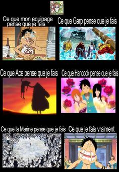 Ce que les autres pensent de luffy One Piece Meme, One Piece Funny, One Piece Manga, Otaku Anime, Manga Anime, Anime Art, Otaku Issues, One Piece World, Mom Jokes
