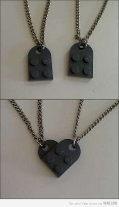 <3 thinking this could be a cute thing to do when we have kiddos...every family member has one (maybe as a keychain or necklace)