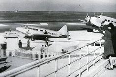 SAA at Rand Airport 1937