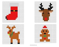 Beaded Christmas Decorations, Christmas Perler Beads, Cross Stitch Christmas Ornaments, Christmas Cross, Mini Cross Stitch, Cross Stitch Alphabet, Cross Stitch Embroidery, Embroidery Patterns, Quilt Patterns