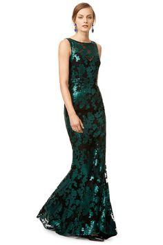 Rent The Runway - Bradley Mischka - Ivy Gown
