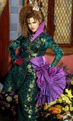 """Bernadette Peters - """"Cinderella"""" (1997) - Costume designer : Ellen Mirojnick"""