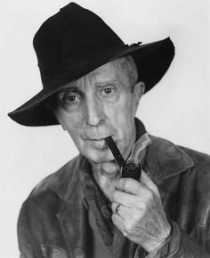 Norman Rockwell (1894-1978), American painter, circa 1960s