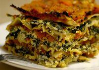 Cantinho Vegetariano: Lasanha de Espinafre com Tofu (vegana)