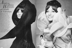 Audrey Hepburn Vogue | vogue italia maggio 1966 photo by william klein vogue italia maggio ...