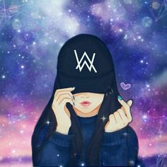 Alan Walker, Drawing Tips, Dj, Darth Vader, Drawings, Wallpapers, Fictional Characters, Girls, Pictures