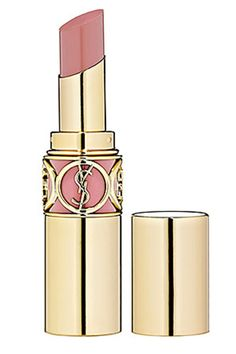 Makeup Must-Haves For The Super-Pale Lady Nude lipsticks can be tricky for every skin tone, but those with very pale skin have to be especially careful when looking for the right shade. elf Mineral lipstick in natural nymph vs. l'oreal colour riche fairest nude vs. yves saint laurent rouge volupte nude beige