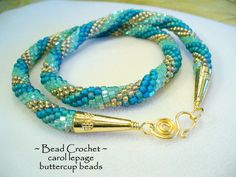 tubular bead crochet