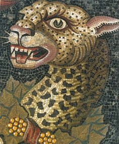 from Greek and Roman Mosaics