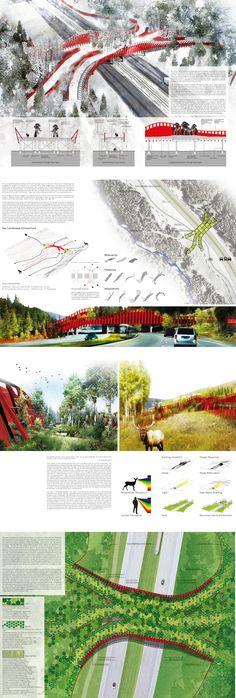 ARC International Wildlife Crossing Infrastructure Design Competition