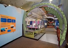 "On February the Boeing 757 flew for the first time. You can walk through a cutaway of a 757 in our ""How Things Fly"" gallery at the Museum in Washington, DC."
