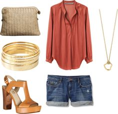 """""""Shopping Day in the City"""" by diamondsusa on Polyvore"""