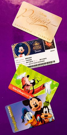 Disney Parks Tickets Tips & Tricks for saving money!