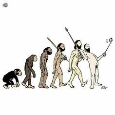 Evolución???