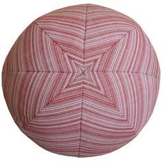 Star Ball: Red and White Stripe