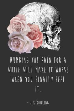 Sometimes you gotta just take the pain so you can move on..