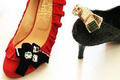 シューズクリップの作り方♥ビジューやスパンコールの華やかなコサージュ | 靴からはじまるスタイルWEBマガジン ShoeCream (シュークリーム)