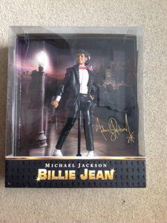 "Michael Jackson ""Billie Jean"" Rare Collectable Discontinued Doll - http://www.michael-jackson-memorabilia.co.uk/?p=13869"