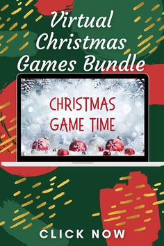 Virtual Christmas Games Bundle