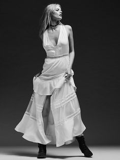Free People Keenans White Limited Edition Dress, £325.00