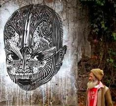 Street Art // Stinkfish