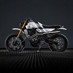 Yamaha XSR700 Custom