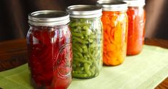 How not to kill yourself or your family with canned food.  ;) (Avoid Botulism when Canning)