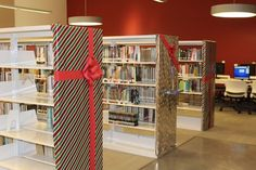 Because all we want for the holidays is another reason to head to the library.