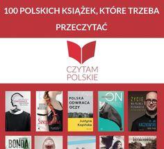 Zestawienie obejmuje zarówno klasykę polskiej literatury, jak i najnowsze książki z kategorii kryminał, fantastyka, poezja oraz literatura dla dzieci i młodzieży