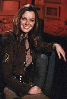 Sheba from Battlestar Galactica (Anne Lockhart)