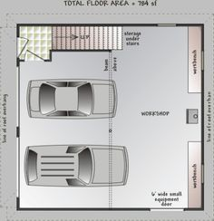 1000 images about garage ideas on pinterest detached dockside 2 car garage plans