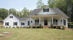 Country House Plan with 1990 Square Feet and 3 Bedrooms from Dream Home Source | House Plan Code DHSW72449