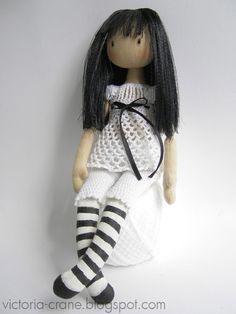 Кукла по мотивам Сьюзен Вулкотт. Обсуждение на LiveInternet - Российский Сервис Онлайн-Дневников