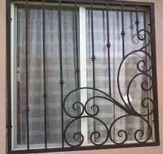 Imagen de modelo de verjas de hierro con dise o art stico for Disenos de puertas de hierro