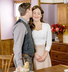 Jack and Elizabeth - When Calls The Heart season 5 episode 5 - My Heart Is Yours
