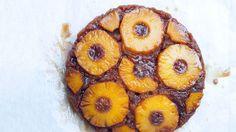 Pineapple Upside-Down Cake Recipe | Bon Appetit