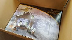 New Packaging is in! Now til #Christmas, grab a 20% discount on The First Halloween #Nativity set using promo code 2Spooky4Me2015! at check out http://ow.ly/VSwg0