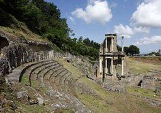the Roman Theatre - Volterra - Tuscany #volterra #volterratur