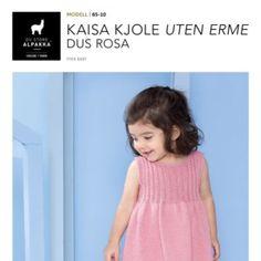 DSA65 14 Kaisa kjole med langt erme dus fersken   Du Store