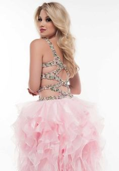 Jasz Couture Dress 4908 at Peaches Boutique